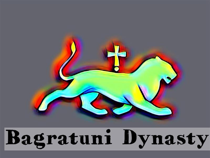 bagratuni dynasty armenia flag